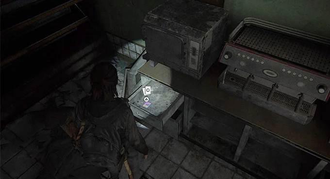 The Last of Us Part II Seatlle Jour1 Centre-ville Guide Cartes à collectionner - Big Blue