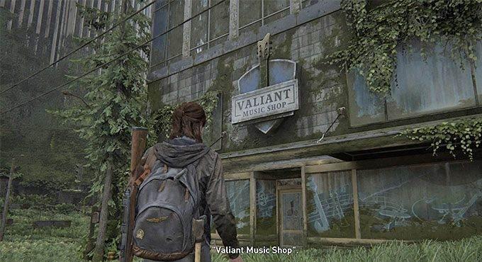 The Last of Us 2 Seatlle Jour1 Centre-ville Cartes à collectionner - Das Wort Guide complet