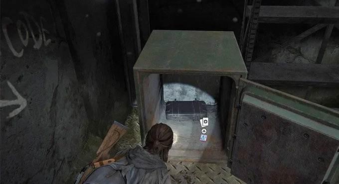The Last of Us Part 2 Seatlle Jour1 Centre-ville Guide Cartes à collectionner - Flo