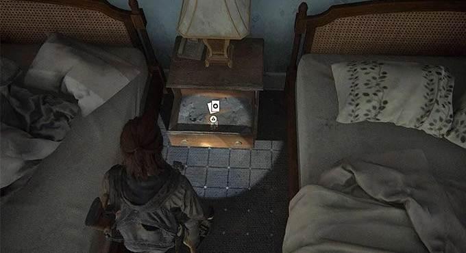 The Last of Us 2 Seatlle Jour1 Centre-ville Cartes à collectionner Tout savoir - Soluce complète
