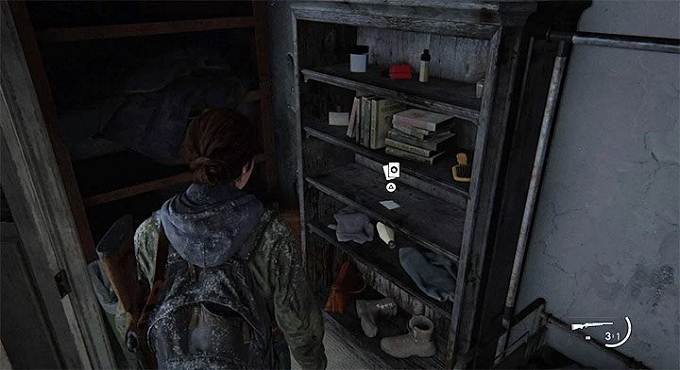 The Last of Us 2 Cartes Super-Hero Tesseracter à Jackson, chapitre Patrouille