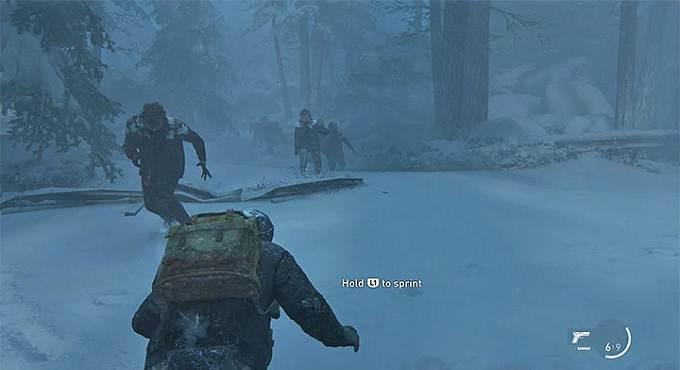 The Last of Us 2 Horde de zombies - Solution complète