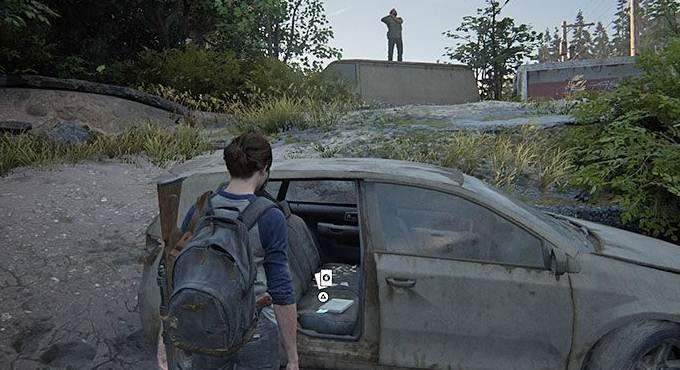 The Last of Us Part 2 Seattle Jour 2 Cartes à collectionner - The Austringer Emplacement