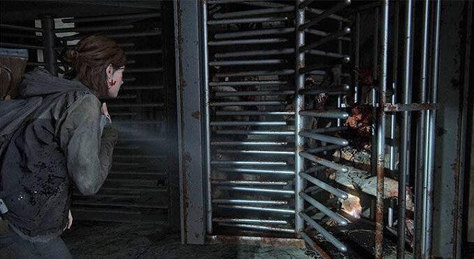 The Last of Us Part 2 Horde de zombies - Guide