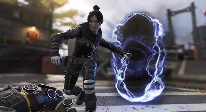 Wraith dans Apex Legends Guide personnages