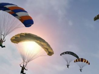 Participer à une course de parachute dans GTA Online / GTA 5 / GTA 6