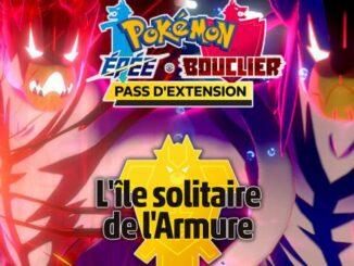 l'Île Solitaire de l'Armure / Isolarmure - Pokémon épée et bouclier Guide