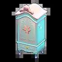 Armoire sirène - Animal Crossing New Horizons Sirène, Pirate et Plongée, débloquer les nouveaux objets - mise à jour 1.3.0