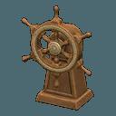 Barre de bateau pirate - Collectibles Animal Crossing New Horizons - Sirène, Pirate et Plongée mise à jour 1.3.0