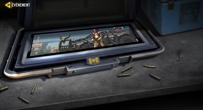 Call of Duty Mobile saison 8 Mission L'union fait la force - Récompense: bannière Mercenaires