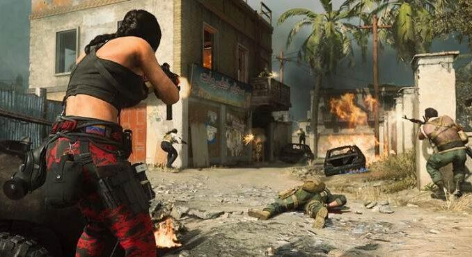 CoD Modern Warfare Warzone défis semaine 7 saison 4