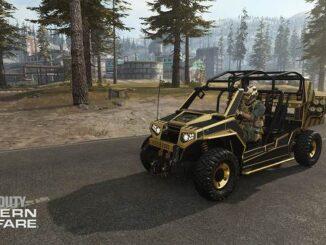 défis hebdomadaires de Call of Duty Modern Warfare