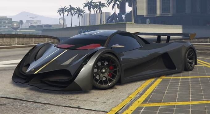 Deveste Eight GTA 5 - GTA Online Mise à jour juillet 2020