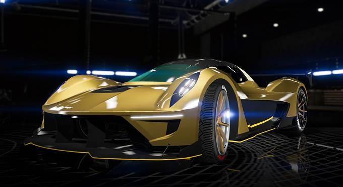 Dewbauchee Vagner GTA 5 Online Diamond Casino