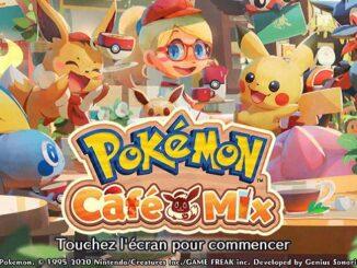 Guide de tous les objets Pokemon Cafe Mix et leurs effets sur Android, ios et switch