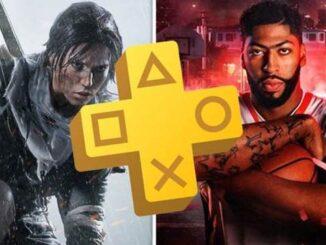 Jeux gratuits PlayStation Plus pour juillet 2020 - PS4 / PS5