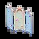 Paravent sirène - Animal Crossing New Horizons Sirène, Pirate et Plongée, débloquer les nouveaux objets - mise à jour 1.3.0
