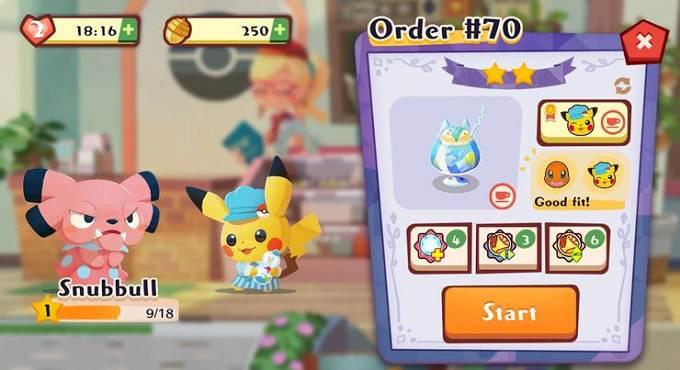 Pokémon Chef - Pokemon Café Mix Guide