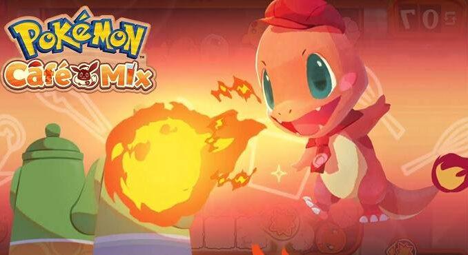 Choisir Meilleur Pokémon Leader dans Pokemon Cafe Mix