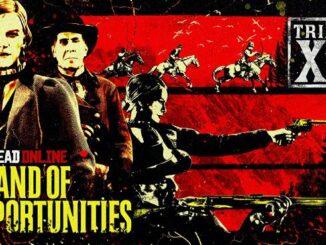 Red Dead Online Bonus pour une terre d'opportunités