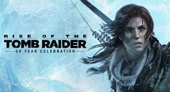 Rise of the Tomb Raider Célébration de 20 ans PS4 gratuit juillet 2020