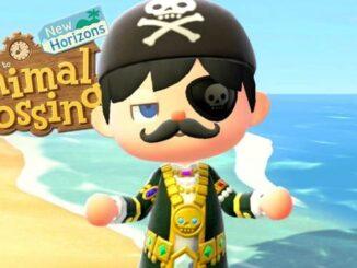 Débloquer nouveaux objets Sirène, Pirate, Plongée dans Animal Crossing New Horizons