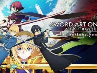 Guide de tous les Trophées Sword Art Online Alicization Lycoris sur PC Xbox et PS4 / PS5