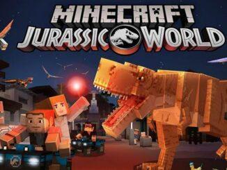 Minecraft : Comment installer le DLC Jurassic Park pour Minecraft Bedrock Edition