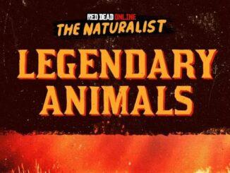 Red Dead Online Nouveaux animaux alligators légendaires Teca et doré