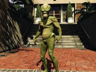 GTA Online Spécial été Los Santos - Débloquer la tenue d'alien dans