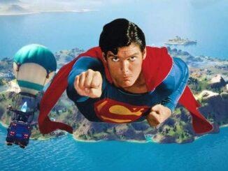 Fortnite Glitch permet aux joueurs de voler comme Superman (Kinda)