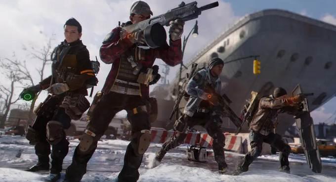 The Division : Jeux Xbox gratuits Games With Gold Septembre 2020 XOne X360