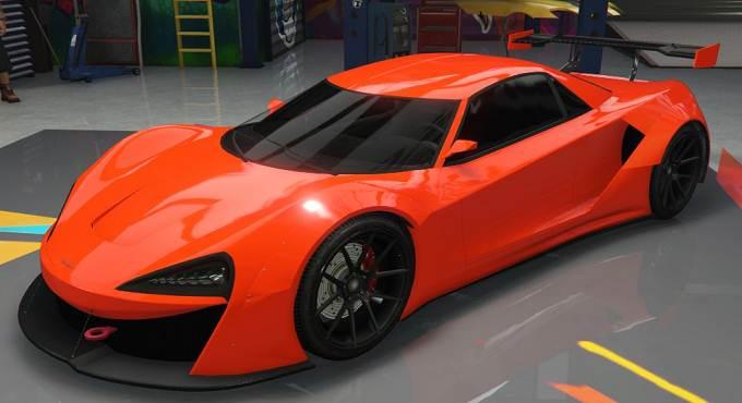 Progen Itali GTB GTA 5 Online - GTA V