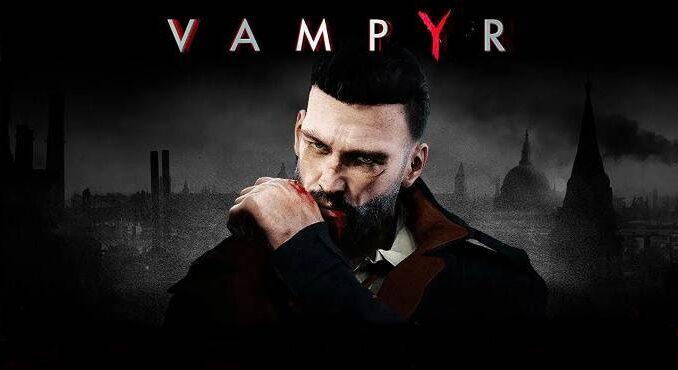 Vampyr - Jeux PS4 PlayStation Plus pour Octobre 2020