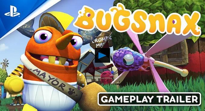 Bugsnax PS5 PS Plus Novembre 2020