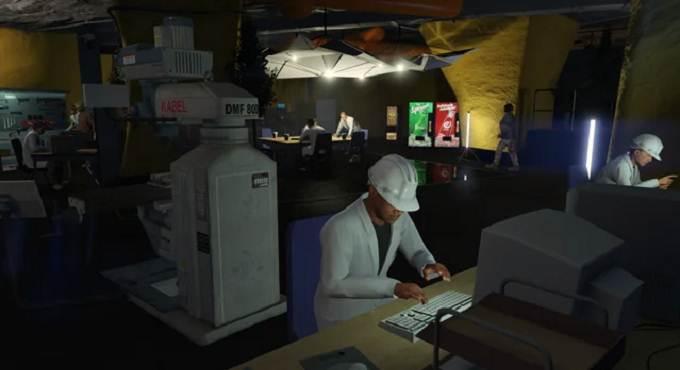Investir dans un bunker de GTA Online - GTA 5 Gunrunning Guide