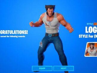 Débloquer le style Logan pour le skin Wolverine dans Fortnite