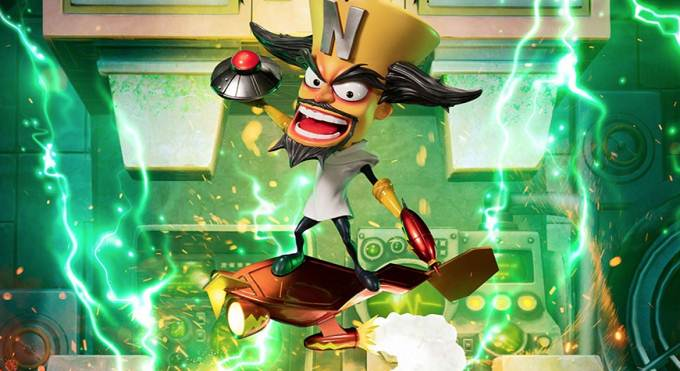 Doctor Neo Cortex - Crash Bandicoot 4 It's About Time Trucs et astuces