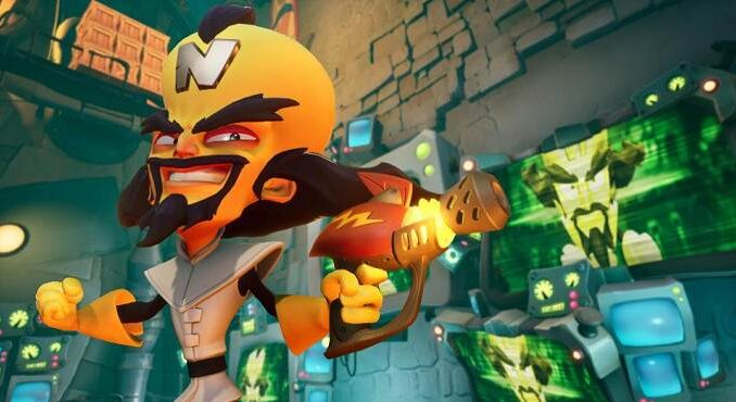 Comment vaincre Neo Cortex dans Crash Bandicoot 4 It's About Time - Soluce complète