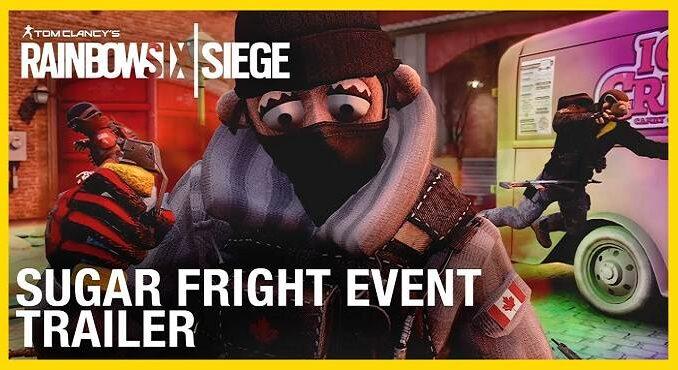Rainbow Six Siege événement d'Halloween Candy War et Sweet Hunt