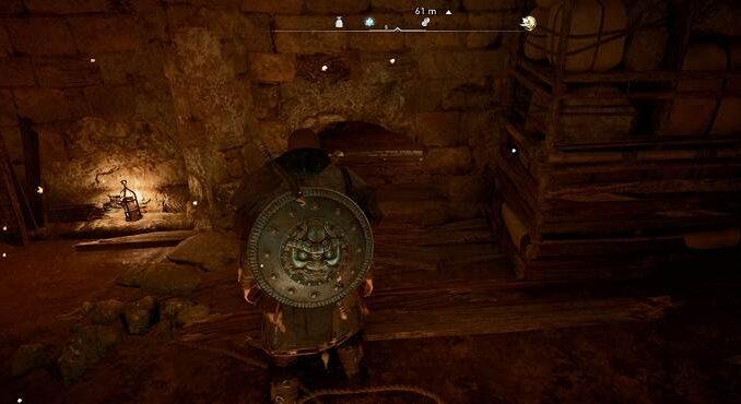 Bouclier Briton dans Assassin's Creed Valhalla PS5 PS4 Xbox PC