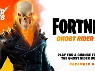Débloquer skin Ghost Rider dans Fortnite - Guide