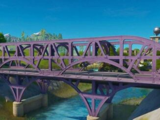 Danser sur les ponts colorés - Fortnite Défis Xtravaganza semaine 13- Guide PS5 PS4 Xbox PC Android Switch