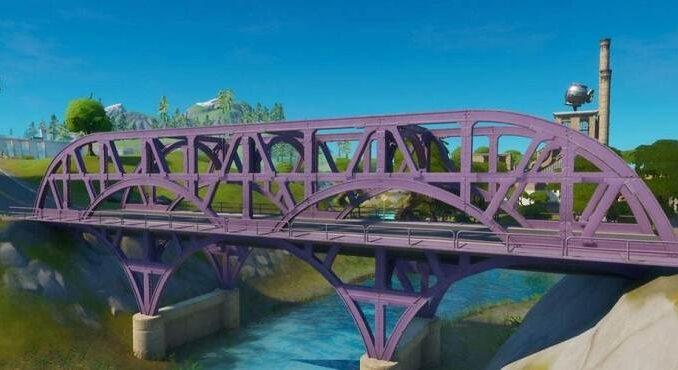 Danser sur les ponts colorés - Fortnite Défis Xtravaganza semaine 13- Guide PS5 PS4 Xbox PC Android Switch