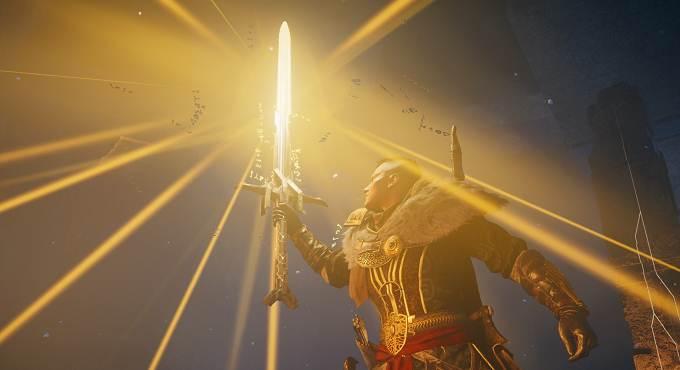 Où trouver Excalibur dans Assassin's Creed Valhalla - Guide
