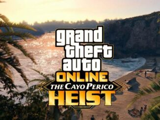 Grand Theft Auto Online Braquage de Cayo Perico - PS5, PS4, Xbox Series X, PC