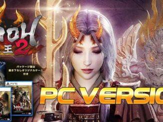 La collection Nioh annoncée pour PS5