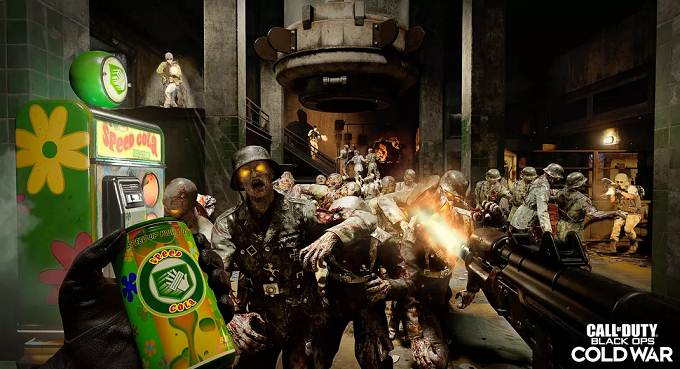 Mode Zombies dans Black Ops Cold War