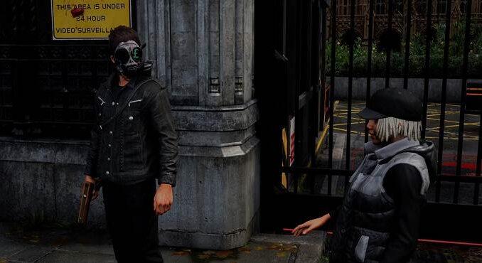 Où trouver le masque Euro dans Watch Dogs Legion - Guide WD Legion