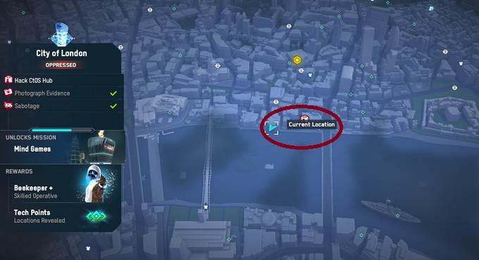 Obtenir le masque secret Defalt dans WD Legion - Guide